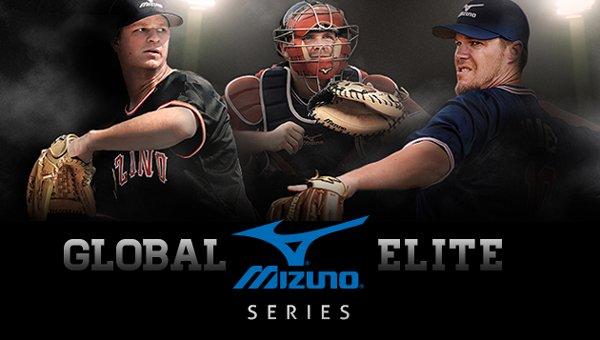 Mizuno Global Elite Series Gloves