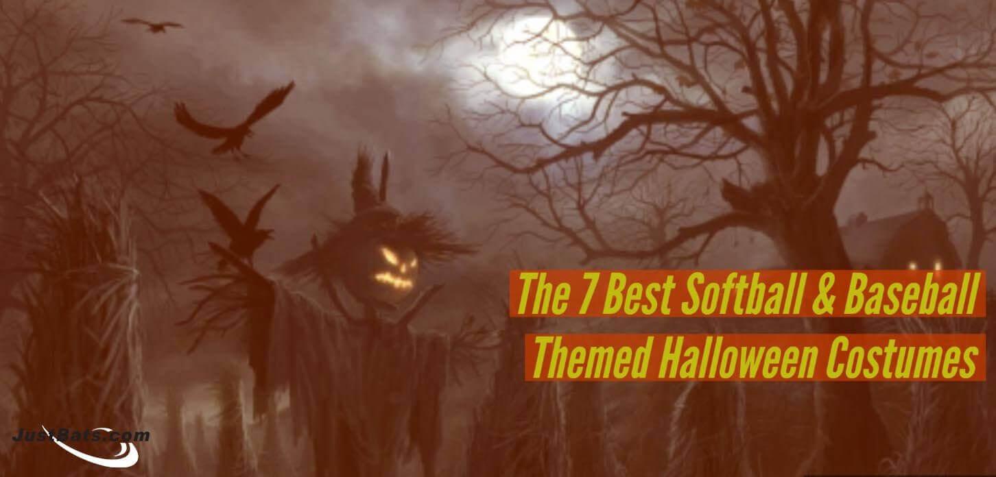 The 7 Best Softball & Baseball Themed Halloween Costumes