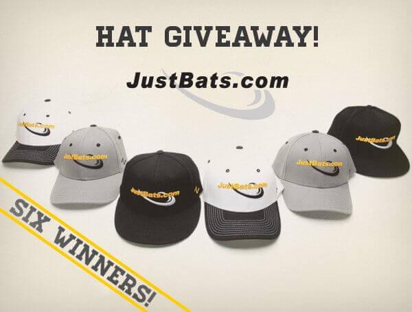 JustBats.com Hat Giveaway!
