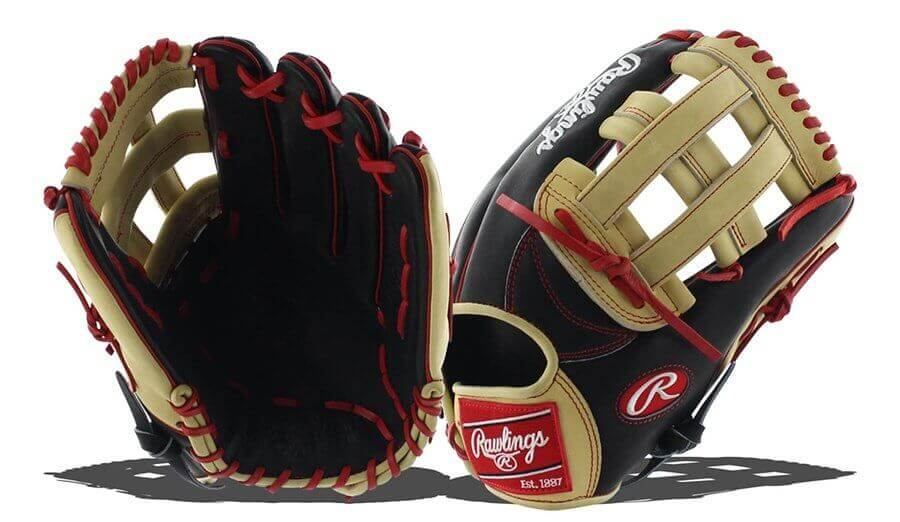 Heart of the Hide 13 Bryce Harper Baseball Glove