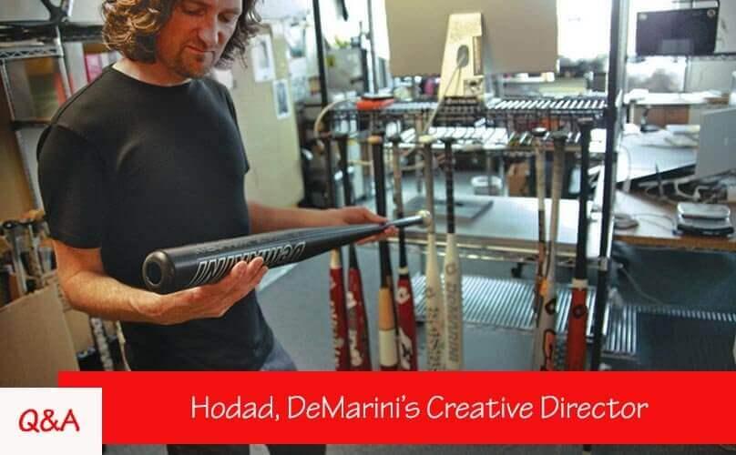 Q&A: DeMarini's Creative Director, Hodad