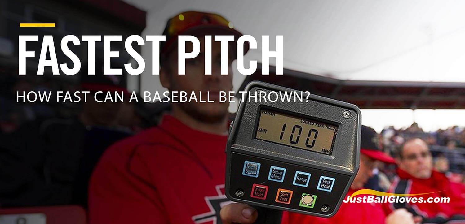 What Is The Fastest You Can Throw A Baseball?