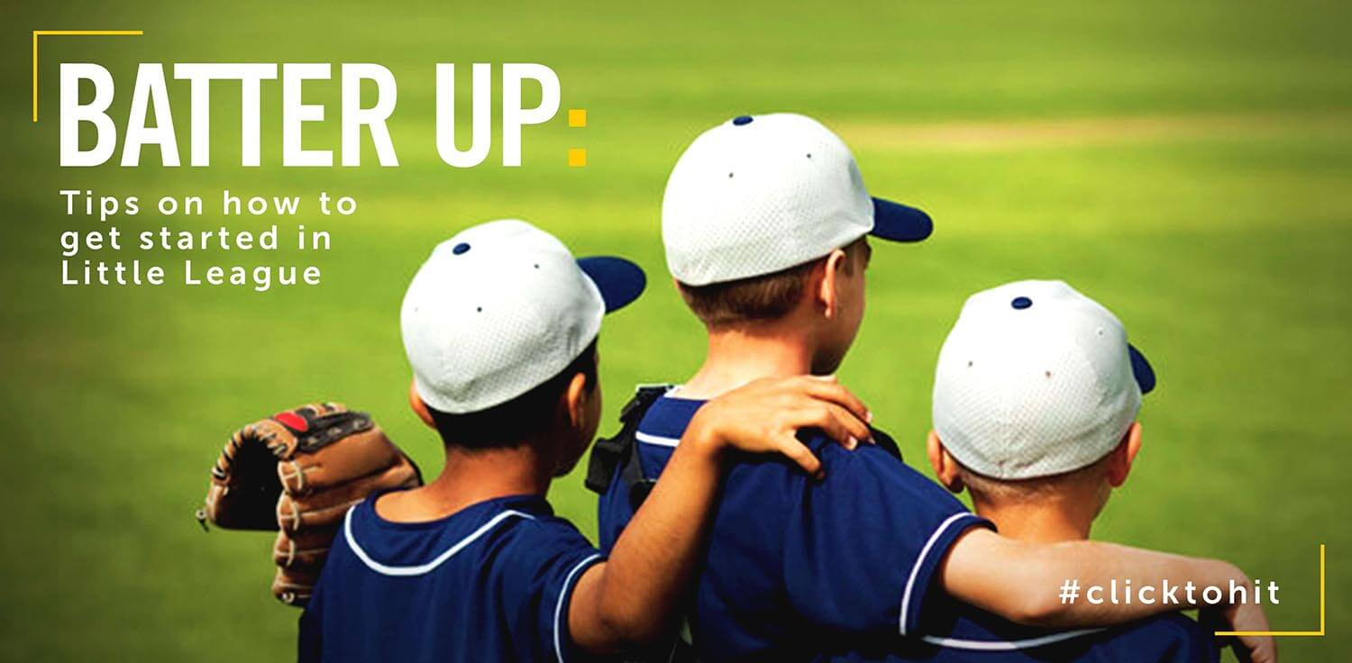 How To Get Started In Little League Baseball