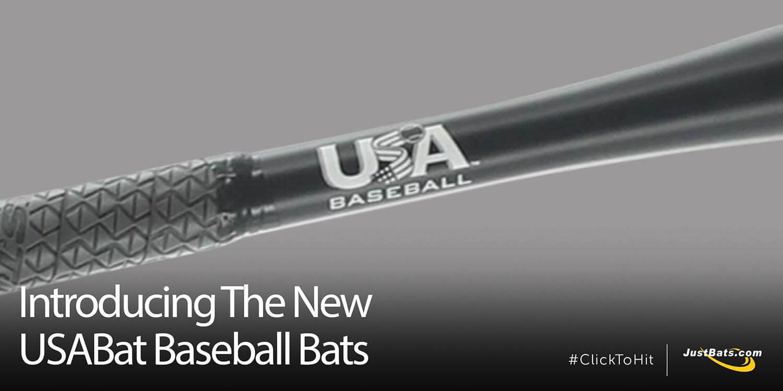 Introducing The New USABat Baseball Bats