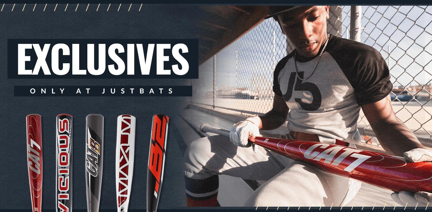JustBats Top Exclusive Bats
