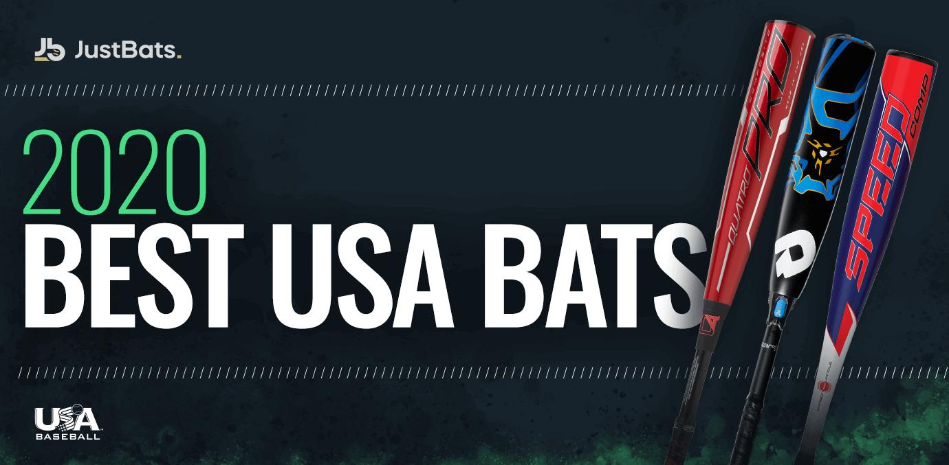 JustBats' 2020 Best USA Bats