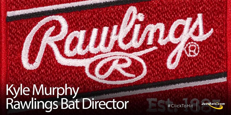 Q&A: Kyle Murphy, Rawlings Bat Director
