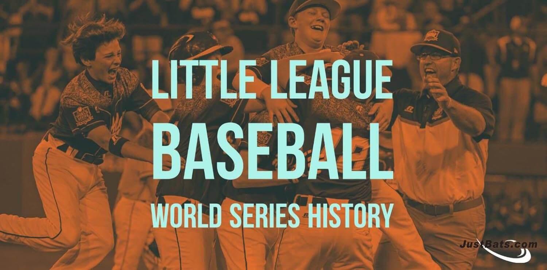 Little League Baseball World Series History