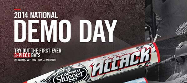 2014 Louisville Slugger National Demo Day