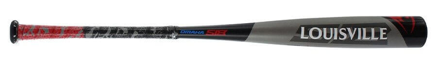 Louisville Slugger Omaha 518 Metal Baseball Bat