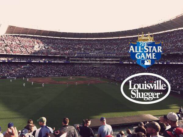 Louisville Slugger At The All-Star Game