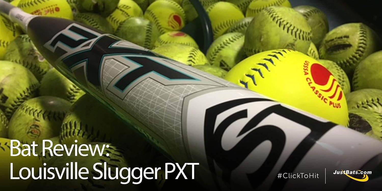 Bat Review: Louisville Slugger PXT Fastpitch Softball Bat