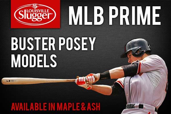 Louisville Slugger MLB Prime Buster Posey Wood Bats