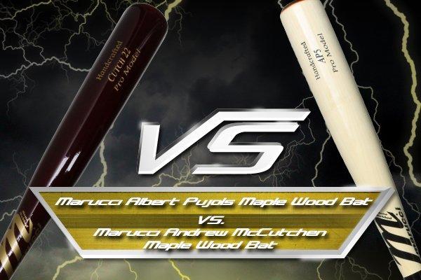 Bat Duel: Marucci AP5 vs. Marucci CUTCH22