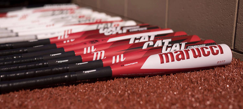 Marucci CAT 8 Baseball Bat connect