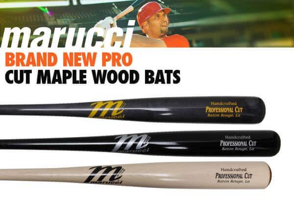 New Marucci Pro Cut Bat Model: