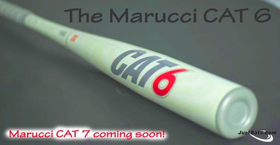 Marucci CAT 6 Series w/ CAT 7 Coming Soon!