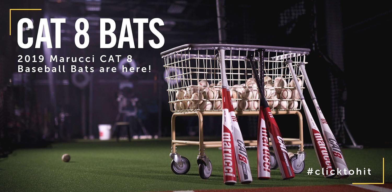 About Marucci CAT 8 Baseball Bats