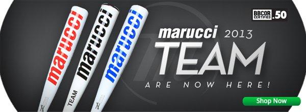 2013 Marucci Team Bats