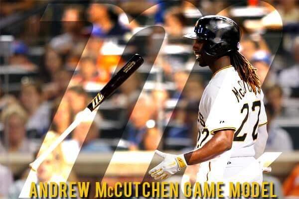 Marucci Andrew McCutchen (CUTCH22NC) Maple Wood Baseball Bat
