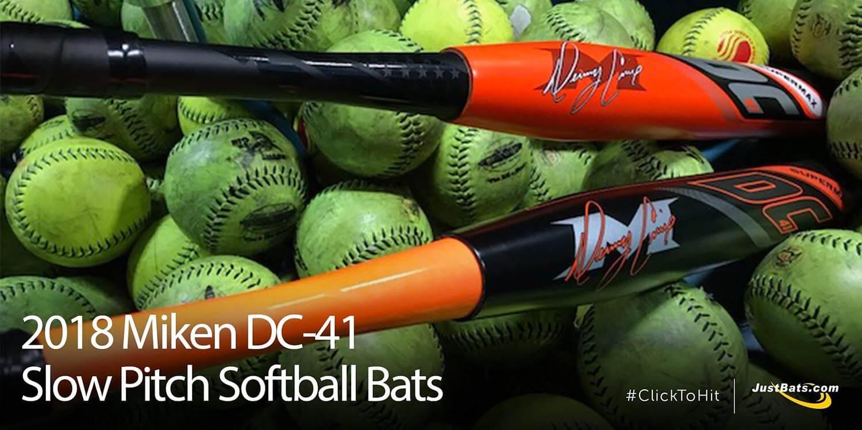 Bat Reviews: 2018 Miken DC-41 Slow Pitch Softball Bats