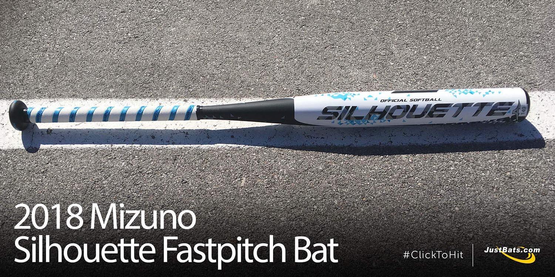 Bat Review: 2018 Mizuno Silhouette Fastpitch Softball Bat
