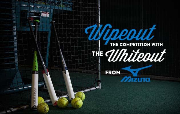Mizuno Whiteout Fastpitch Series