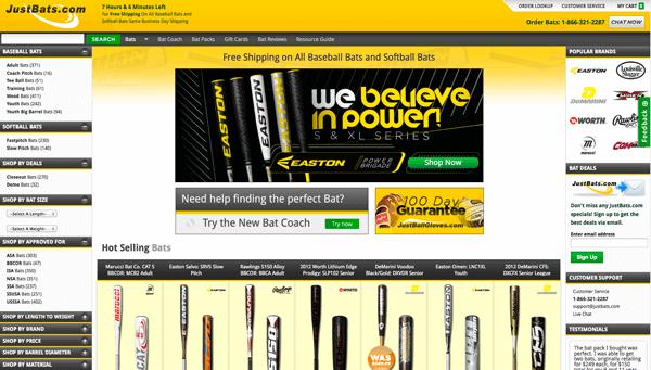 New JustBats.com Tools Help You Find the Right Bat