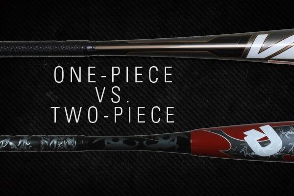 One-Piece vs. Two-Piece Bats