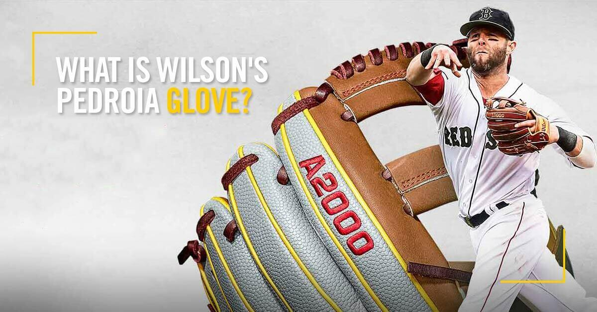 What is Wilson's Pedroia Glove?