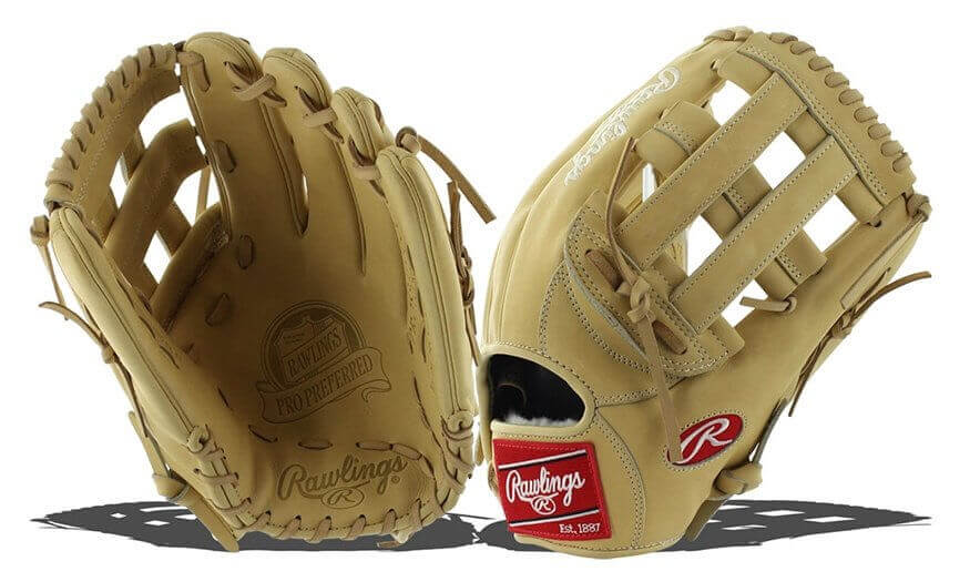 Pro Preferred 12.75 Baseball Glove