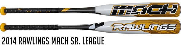 Rawlings Mach Senior league