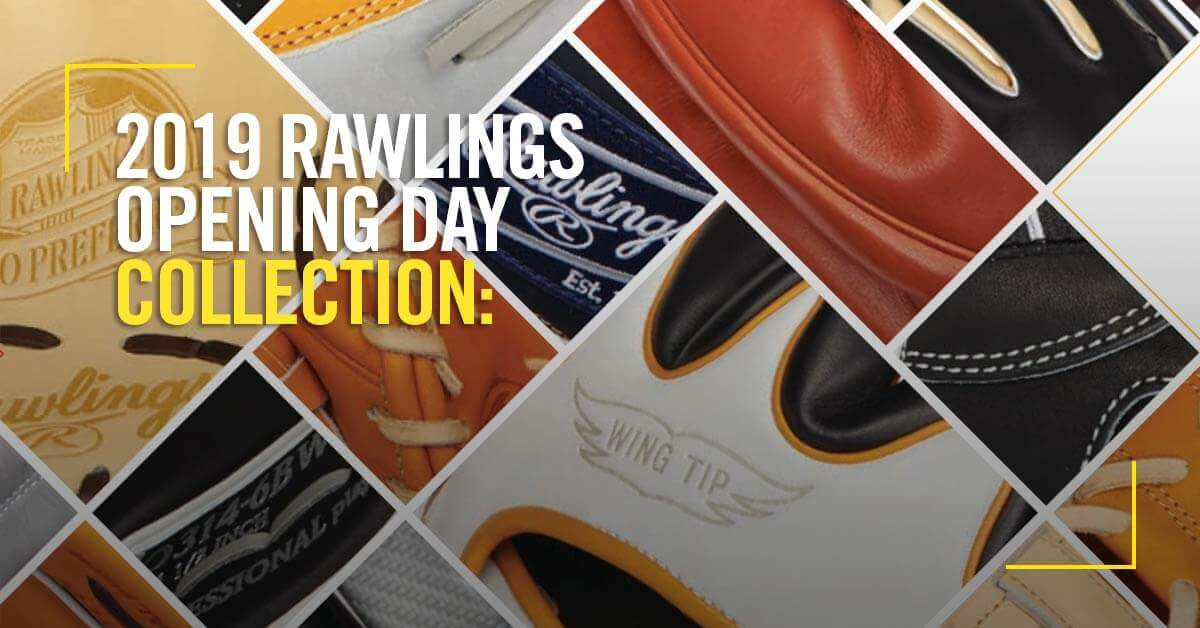 2019 Rawlings Opening Day Collection