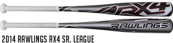 Rawlings RX4 Senior League