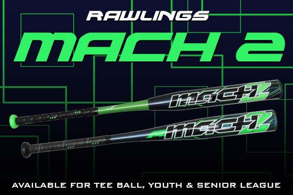 2014 Rawlings Mach 2: Tee Ball, Youth, and Senior League