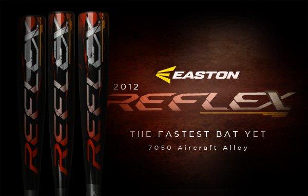 The New 2012 Easton Reflex