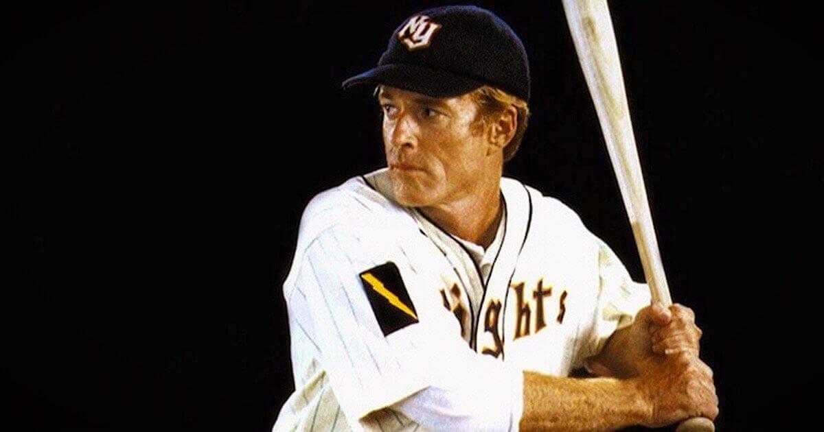 robert redford the natural best baseball movies