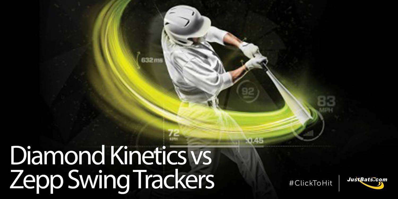 Diamond Kinetics vs. Zepp Swing Trackers