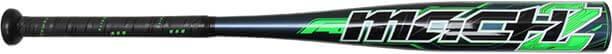 The Rawlings Mach 2 Tee Ball Bat (JRRMC) at JustBats.com.
