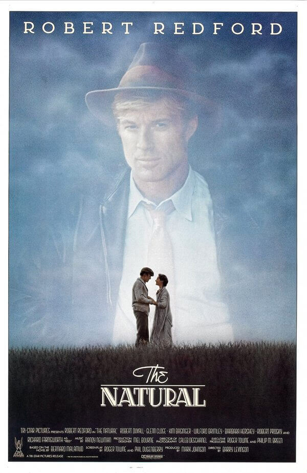 Classic Baseball movie of the Month: The Natural