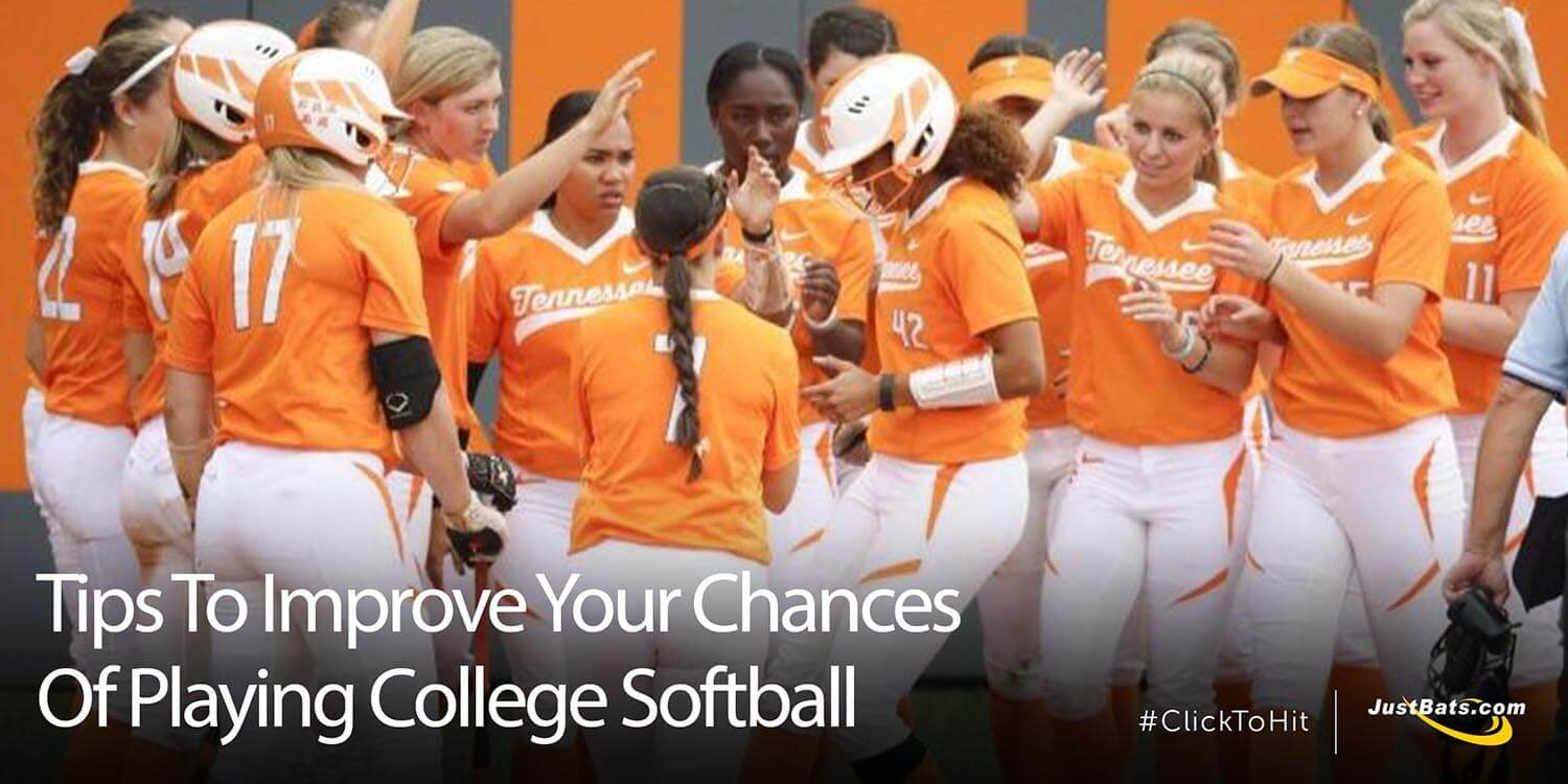 Tips To Improve Your Chances Of Playing College Softball