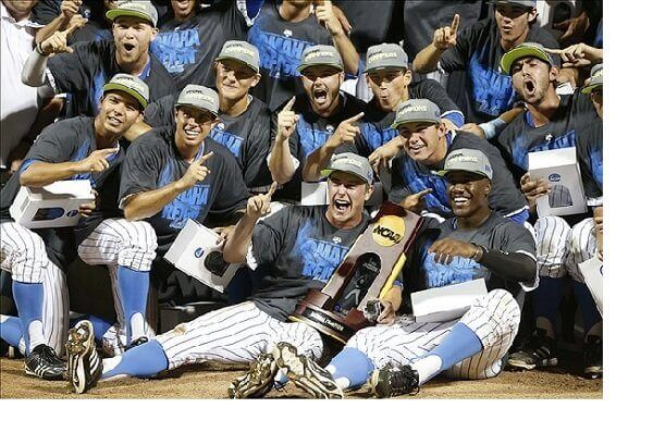 UCLA Bruins Win the 2013 College World Series