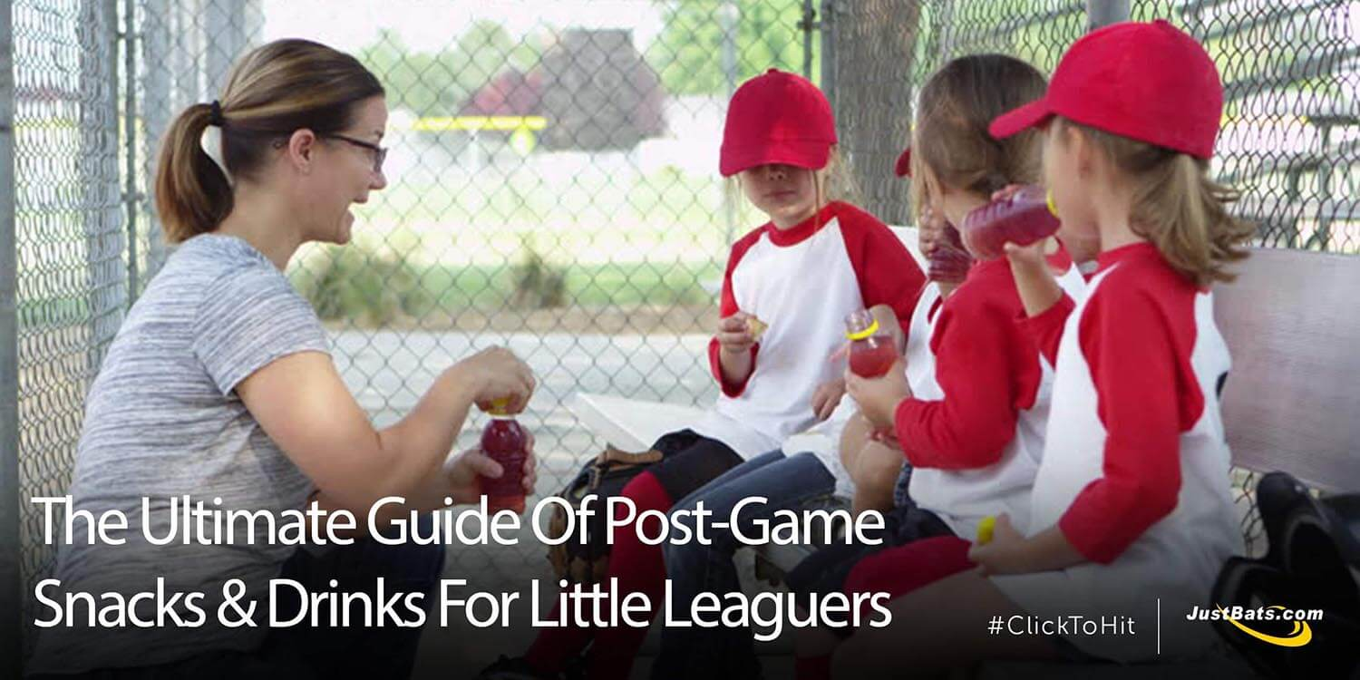 The Ultimate Guide Of Post-Game Snacks & Drinks For Little Leaguers