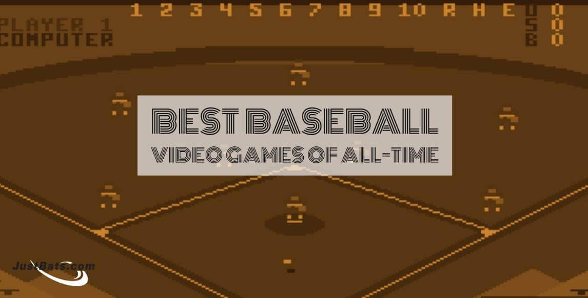 11 Best Baseball Video Games of All-Time