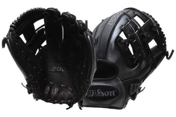 Wilson A2000 1786 SuperSkin at JustBallGloves.com