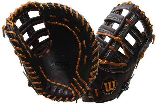 Wilson A2000 BB1613 First Base Mitt at JustBallGloves.com