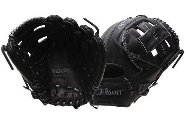 Wilson A2000 BBG4 at JustBallGloves.com