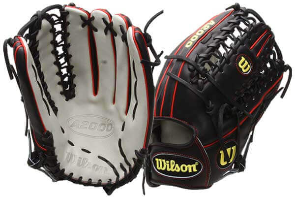 Wilson A2000 BBOT6 at JustBallGloves.com