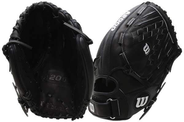 Wilson A2000 FV125-SS SuperSkin Fastpitch at JustBallGloves.com