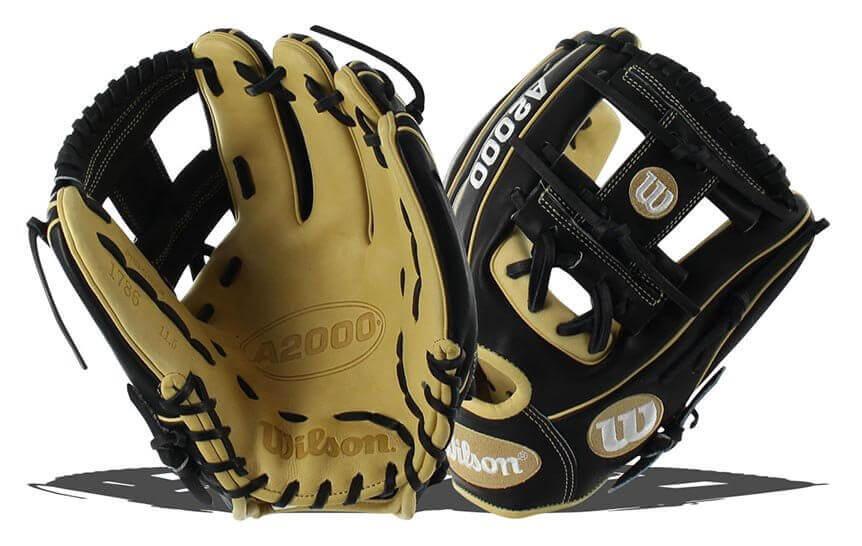 Wilson A2000 glove 1786 pattern